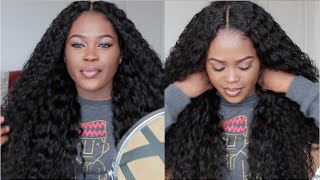 Laid Wig, Laid Edges, How I Do It(Silk Base Closure)