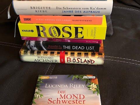 Meine gelesenen/gehörten Bücher der letzten 2 Wochen