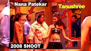 Tanushree Dutta Nana Patekar Shoot for Horn Ok Pleassss 2018