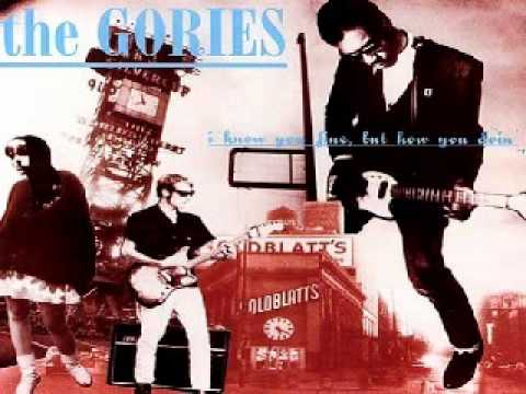 The Gories - Guess I'm Falling In Love
