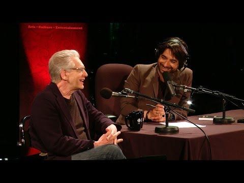 David Cronenberg at Q Luminato