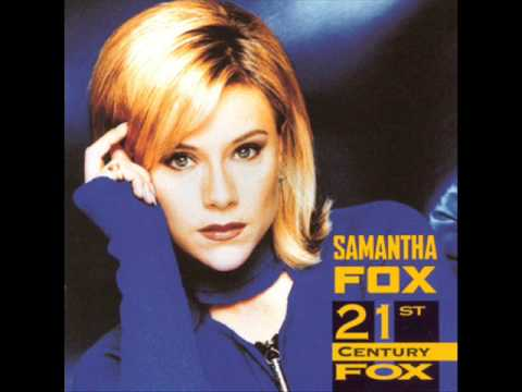 Samantha Fox - Love Makes You