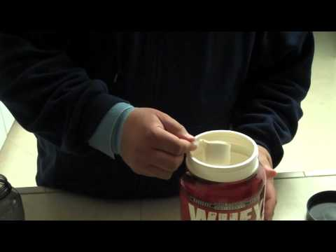precision engineered whey protein how to use