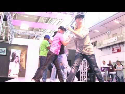 FESPA 2010 Fashion Show Live