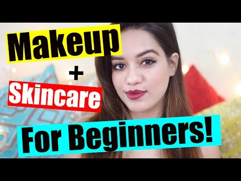 Makeup + Skincare Essentials For Beginners // Nykaa Sale || Debasree Banerjee