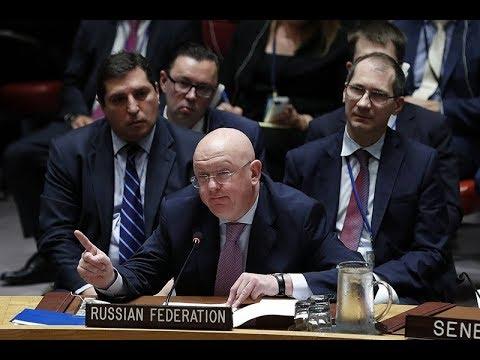 Россия жестко ответила в СБ ООН по делу Скрипаль