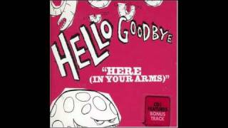 Here In Your Arms Instrumental Remake