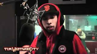 Westwood - Tyga Illuminati Freestyle 1Xtra