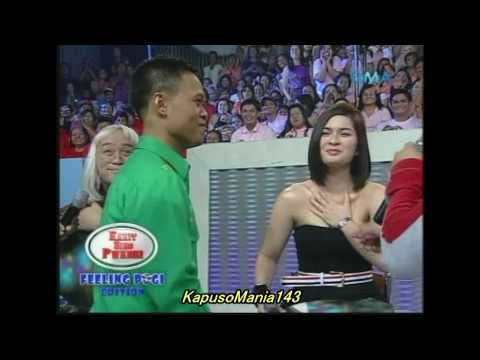Pauleen Luna & Feeling Dennis Trillo @ EAT BULAGA Feb 1, 2010