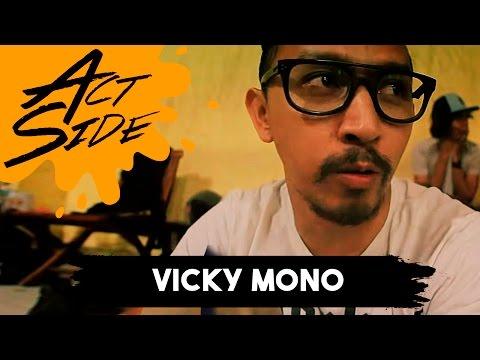 Act Side: Vicky Mono (Burgerkill / Inline Skates)