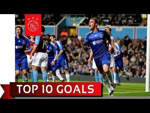 Top 10 GOALS: Thomas Vermaelen