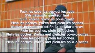 sadek-PSO thug Pleins les poches avec paroles (youtube) clip