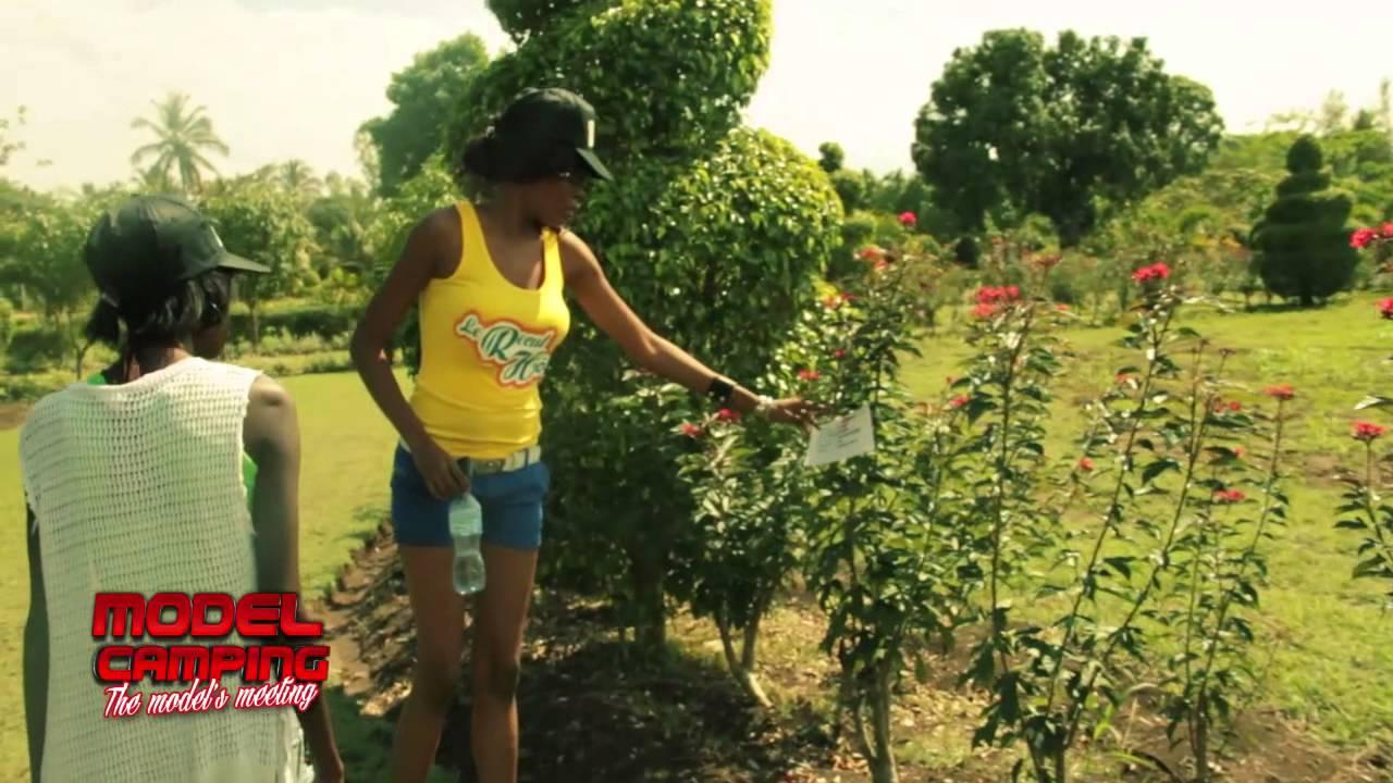 Model camping jardin botanique des cayes haiti youtube for Le jardin botanique camping