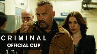 "Criminal (2016 Movie) Official Clip – ""Get Out"""