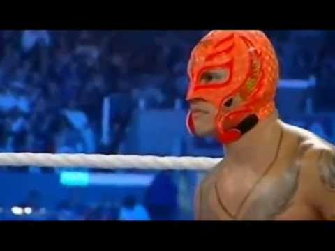 WWE Summerslam 2010  Rey Mysterio vs Kane  Full Match