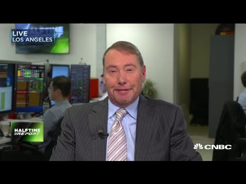 Watch CNBC's full interview with DoubleLine Capital CEO Jeffrey Gundlach