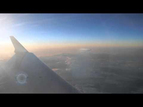 Гуманоид в небе заснят на камеру
