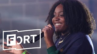 Noname - Diddy Bop - Live at The FADER FORT 2017