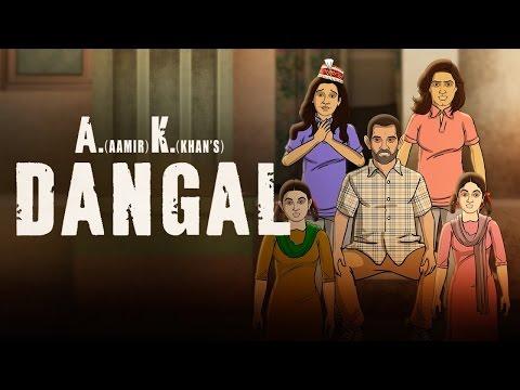 Dangal Full Movie Spoof | Aamir Khan | Fatima Sana Shaikh | Sanya Malhotra thumbnail