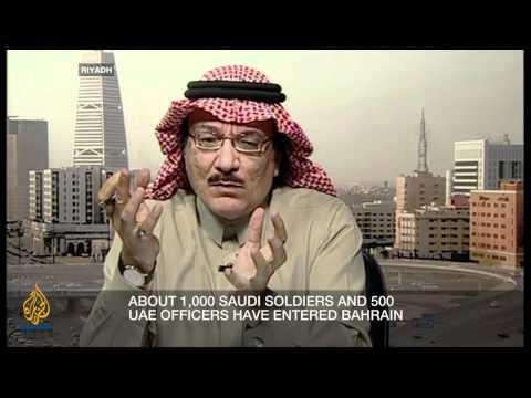 Inside Story - Saudi intervention in Bahrain