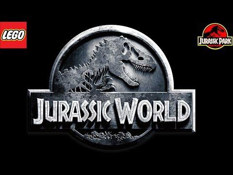 LEGO Jurassic World | Jurassic Park | Part 1