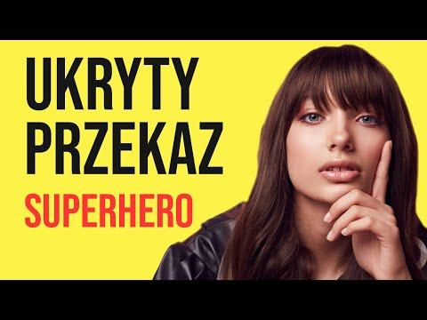 UKRYTY PRZEKAZ  SUPERHERO - Viki Gabor!