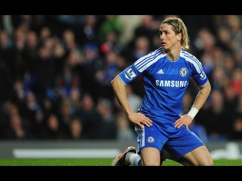 Fernando Torres' 45 Goals For Chelsea