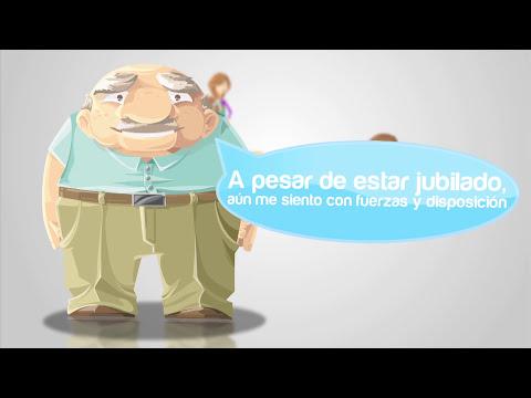 Personajes animados-Seguridad Social para Todos
