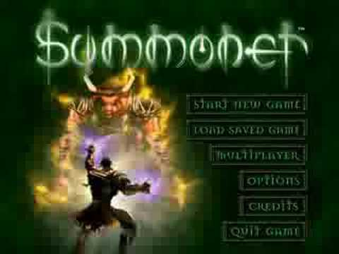 summoner main menu theme