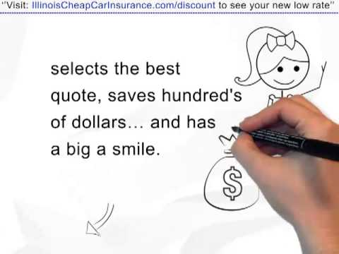 Auto Insurance In Illinois | Save up to 50%* On Car Insurance In Illinois - (Stop Overpaying)