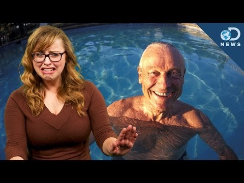 Stop Peeing In The Pool! video