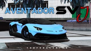Lamborghini Aventador SVJ 2019 [NEW] Grand Theft Auto V Mods
