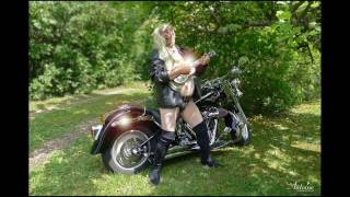 Watch Serge Gainsbourg Harley Davidson video