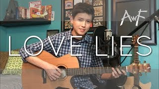 Download Lagu Love Lies - Khalid & Normani - Cover by Andrew Foy Gratis STAFABAND
