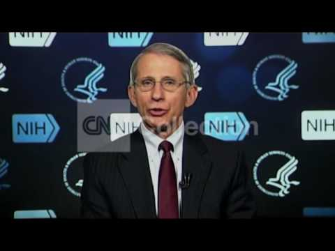 EBOLA-NIH DIRECTOR:TRAVEL TO LIBERIA RED FLAG
