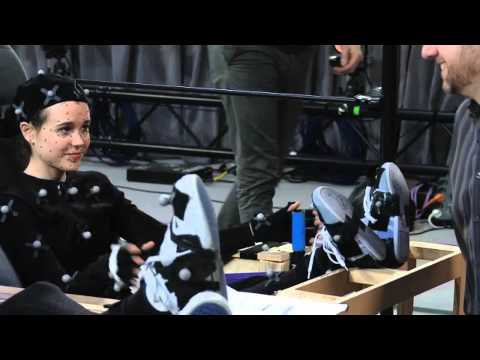Beyond: Two Souls - Motion Capture Video