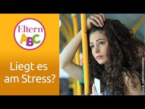 Ich habe extrem viel Stress. Ist das die Ursache? | Kinderwunsch | Eltern ABC | ELTERN