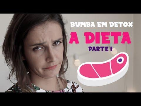 Bumba Em Detox . A DIETA - PARTE I