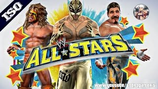 WWE All Stars [ISO] PPSSPPv 1.2.2 | configuración Full Speed 2016