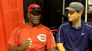 Best of George Foster Talking Pete Rose, Being Scared, Japanese, More