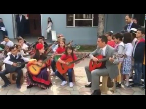Geyve Alifuatpaşa Cemal Gürsel İlkokulu 4 B Müzik Korosu