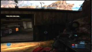 Halo Reach Multiplayer Tips and Tricks Gameplay Commentary SWAT Powerhouse