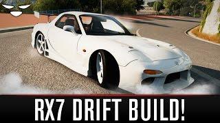 Forza Horizon 2 | Mazda RX7 Drift Build