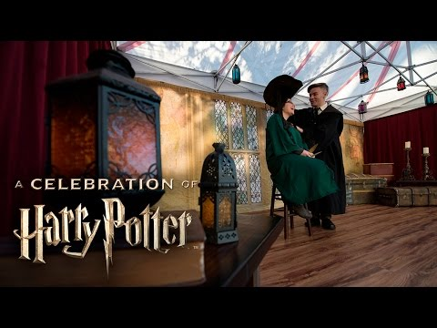 A Celebration of Harry Potter 2016 Highlights