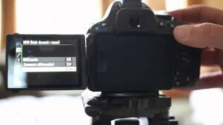 Nikon D5100 TUTORIAL