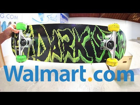 SUPER CHEAP WALMART.COM SKATEBOARD!