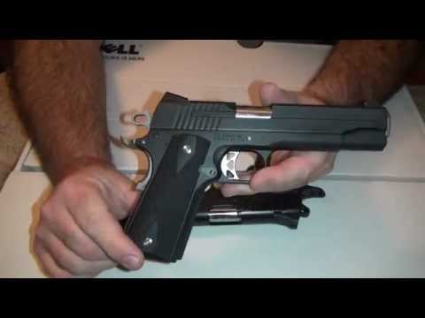 Sig fastback nightmare 1911/ super carry kimber HD
