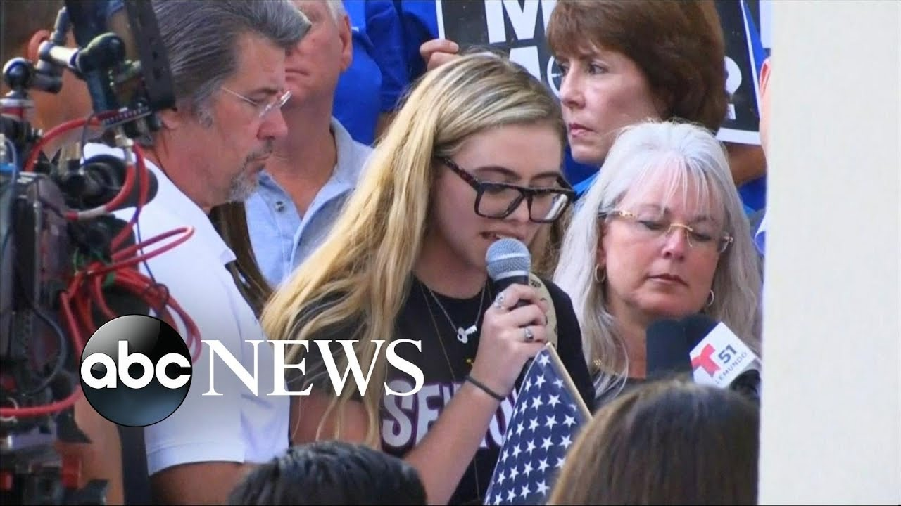 Survivors Of The Parkland School Shooting Speak Out