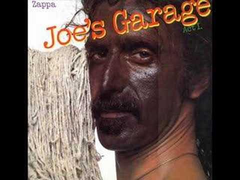Frank Zappa - Wet T-shirt Nite video