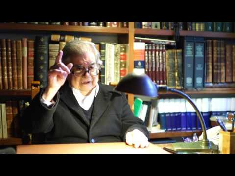 ENTREVISTA DR  MIGUEL LEON PORTILLA